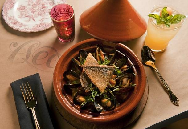Contemporary Mediterranean fare arrives in Las Vegas with Cleo at SLS.