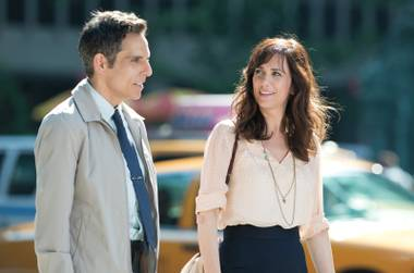 Ben Stiller and Kristin Wiig will no doubt attract viewers to The Secret Life of Walter Mitty. Too bad there's not much there to see.