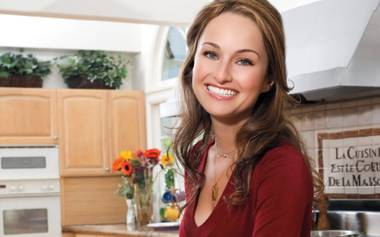 It seems like Giada was born and bred to open a big Las Vegas restaurant. The time has come.