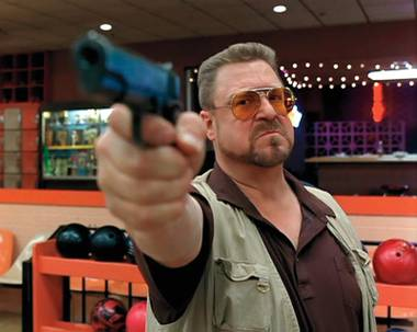 Quick, who's appeared in more Coen brothers films: John Goodman or Steve Buscemi?