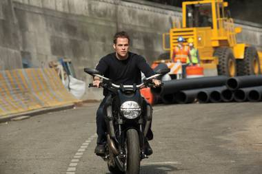 Chris Pine burnishes his badass credentials as Jack Ryan in Shadow Recruit.