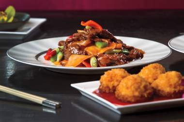 In a city full of uniquely upscale Chinese cuisine, Blossom is a standout.