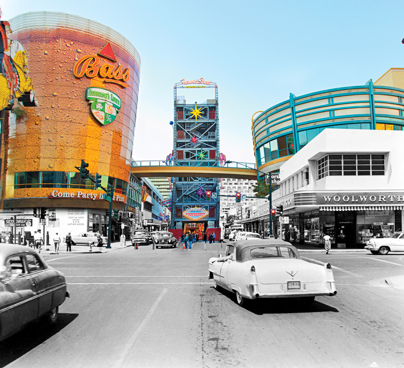 & Fremont Street: Then and now - Las Vegas Weekly