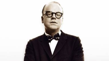 Hoffman talks with Weekly's Josh Bell about Capote, his process and working with Tom Cruise.