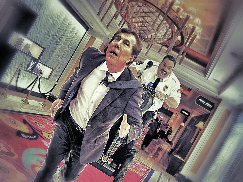 Paul Blart: Casino cop? - Las Vegas Weekly