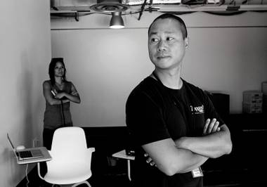 American 'holacracy': Downtown Project's new management system is less top-down, yet some want Tony Hsieh to be more hands-on.