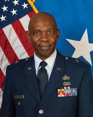 MGM Resorts International's Vice President of Diversity and Inclusion Development Ondra Berry was officially promoted to the National Guard's rank of general in November.