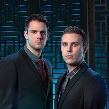 Dutch treat: W&W brings a formidable catalog to its Hakkasan residency.