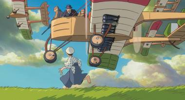 Animator Hayao Miyazaki's swan song is a typical biopic, a succession of highlights with little depth.