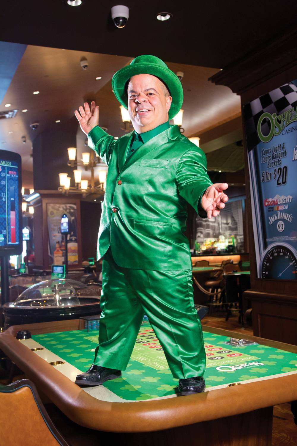 Lucky The Leprechaun Las Vegas