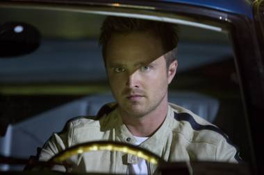 Seriously, Aaron Paul: From 'Breaking Bad' to this?