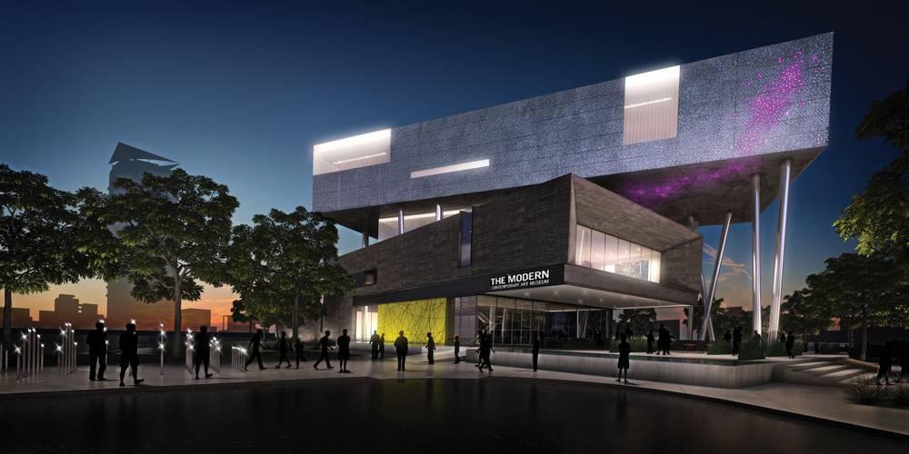 the modern las vegas 39 next art museum wants your input las vegas weekly. Black Bedroom Furniture Sets. Home Design Ideas