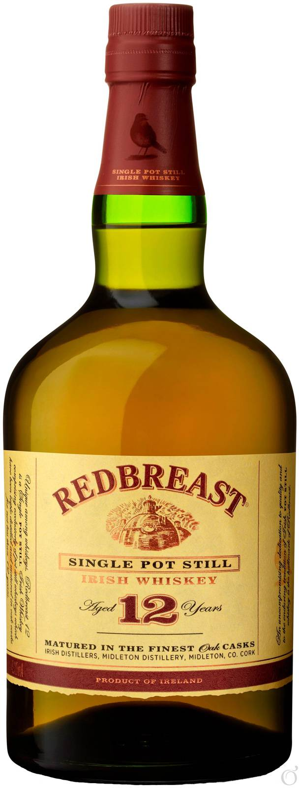 Redbreast 12 Year Old -- believe the hype.