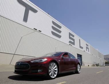 Dead battery? Odds are Nevada will not get a $5 billion Tesla factory. Blame our bad schools.
