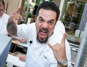 Chef Mike Minor is getting ready to rock your food truck world.