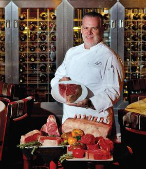 Bryan Dillon is director of luxury culinary operations at Station Casinos.