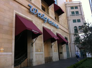 The Walgreens between Venetian and Palazzo sold for $71 million in 2012.