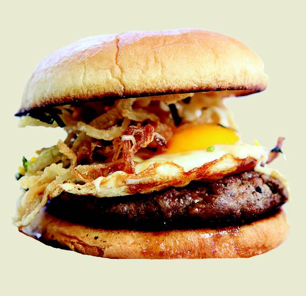 Is the Strip ready for the Tamago Burger? It better get ready.