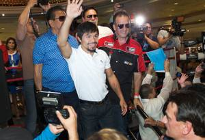 Manny Pacquiao has a lot to prove against Timothy Bradley this weekend.