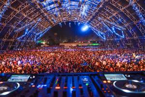 Coachella 2014 embraced electronic music like never before, from the Sahara Tent to the main stage.