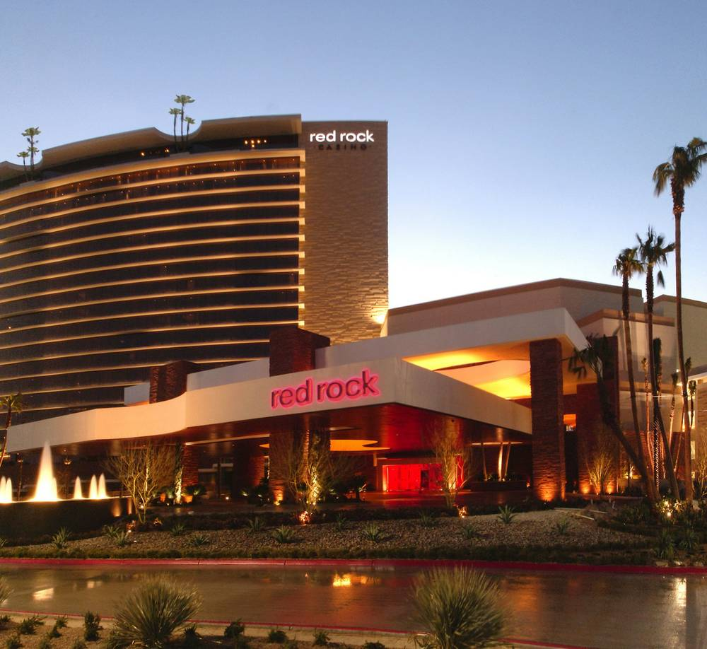 Redrock hotel casino top 20 sport gambling
