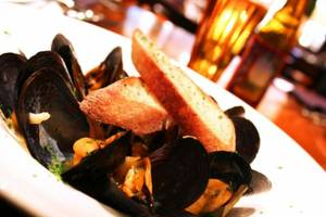 In the mood for mussels? Check out Table 10's new Sunday Supper Gulf Clam Bake.