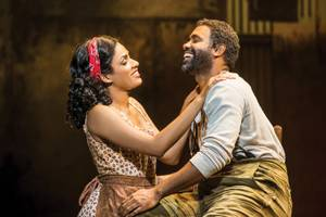 If you want to see the Smith Center's <em>Porgy &amp; Bess</em>, better hurry -- it ends this weekend!