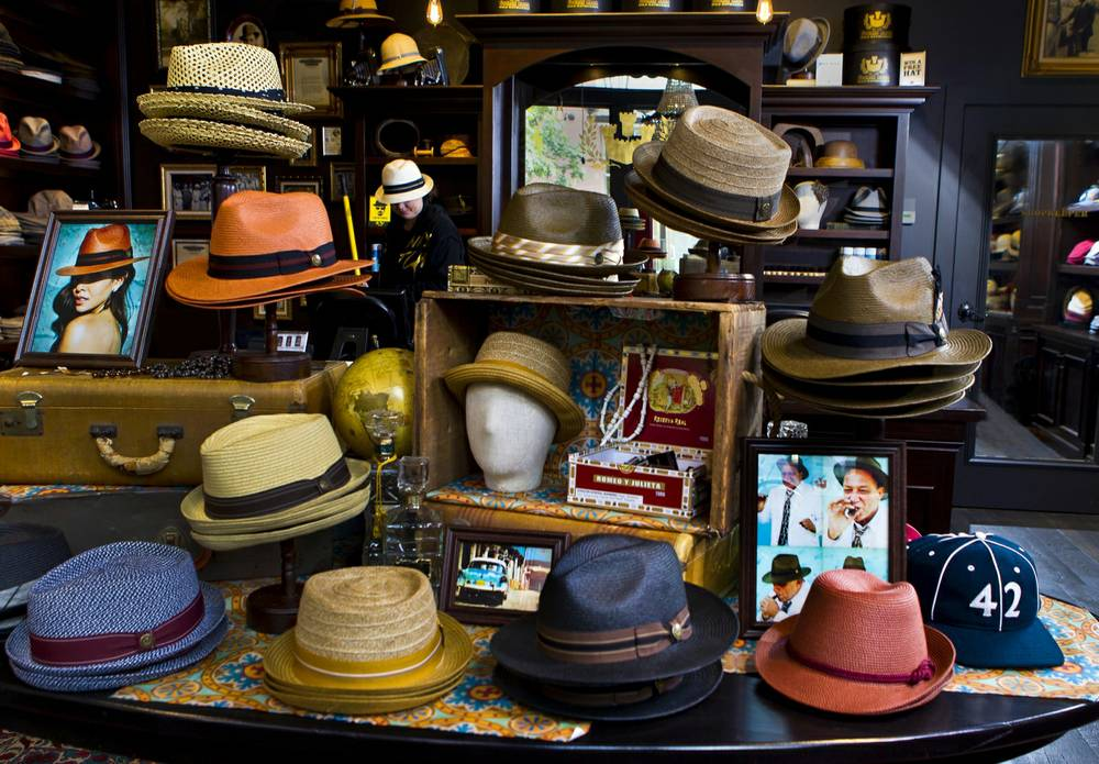 509c90d97a1e0 Goorin Bros. is bringing back hats—one fedora at a time - Las Vegas ...