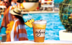 The Water of Life, available at the Wynn Pool.