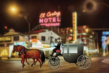 Horse-drawn carriages, pedicabs and a Disney trolley. All could be coming to Downtown.