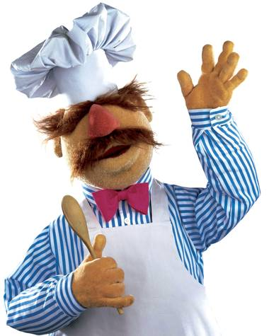 The Swedish Chef is one of Weekly writer Erin Ryan's bucket list interviews.