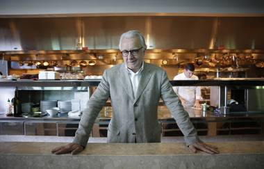 Alain Ducasse's Mix will soon become Rivea at Delano Las Vegas.