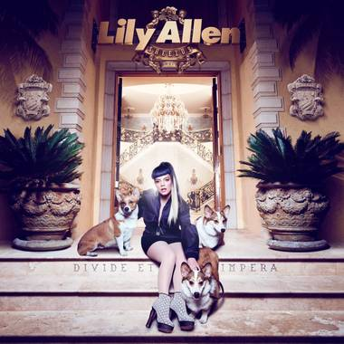 Musically and lyrically, this album is all about Allen sticking to her own unique path.