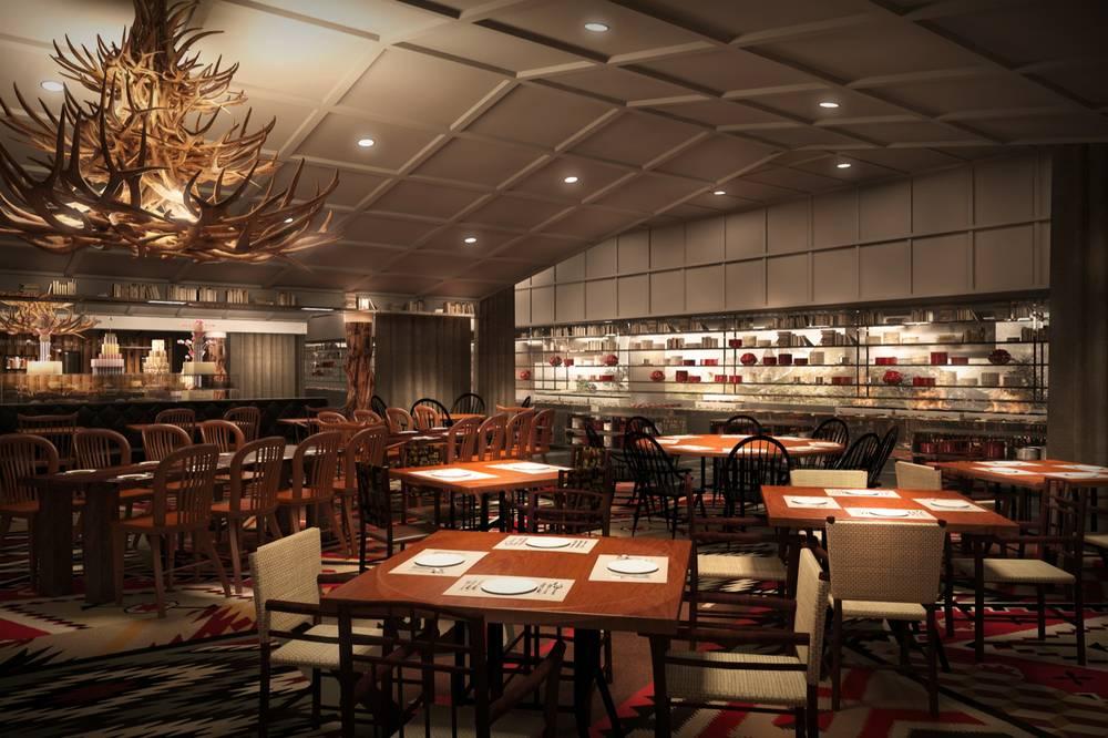 Sls Hotel Restaurant