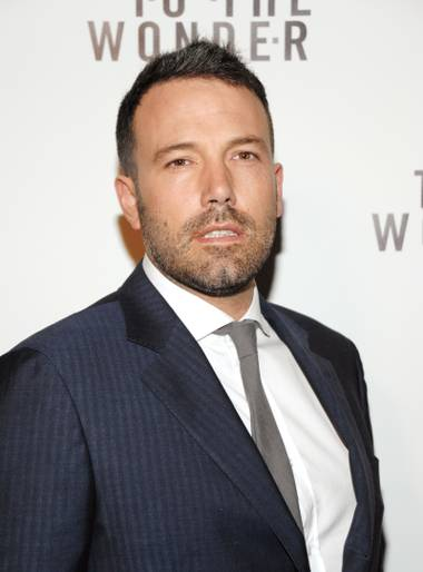From Ben Affleck at the blackjack table to a prestigious award from the First Lady, scoring the last week or so in the Valley.