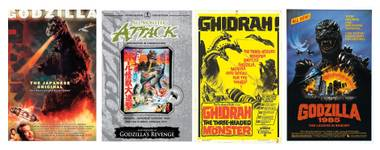 The movie monster certainly has a long history on celluloid.