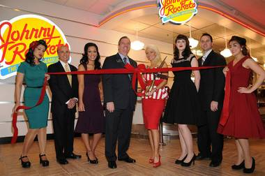 Bonanno's Fifth Avenue Restaurant Group operates an astounding 52 locations in Las Vegas.