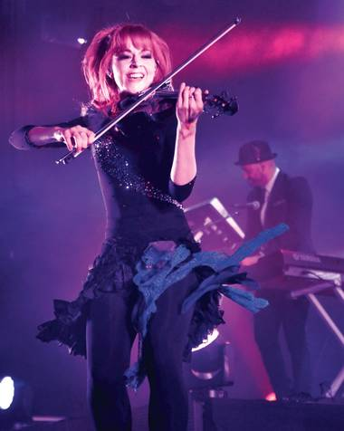 Judges on America's Got Talent be damned—Lindsey Stirling had the House of Blues crowd in the palm of her hand last weekend.