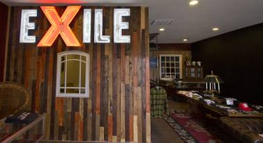 A chic new reason to shop Downtown: Exile on Main Street.