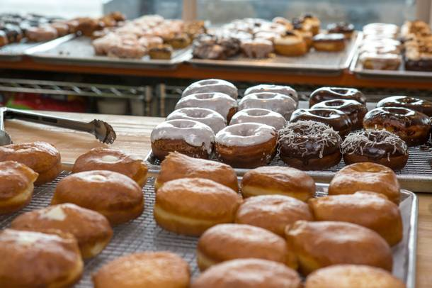 O Face Doughnuts is celebrating National Doughnut Day this Friday.