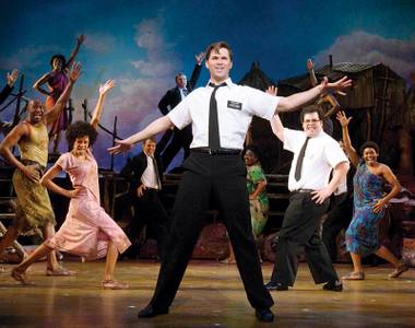 The Book of Mormon hits the Smith Center June 10.