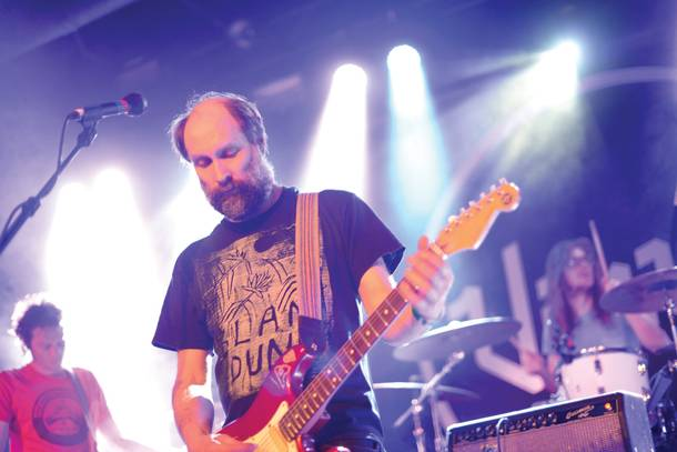 Built to Spill will headline the new Bunkhouse's opening night on August 25.