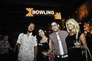 Weekly's Music Issue Party @ Brooklyn Bowl