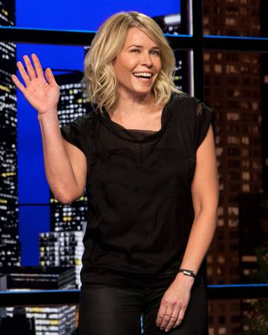 Regardless of what she's drinking or who she's dishing on, Chelsea Handler brings the laughs, and she'll be bringing them to the Cosmpolitan's Chelsea this weekend.