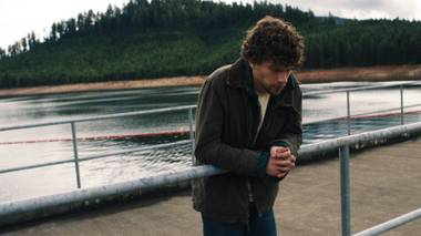 A dam shame: Jesse Eisenberg as a radical activist in the disappointing Night Moves.