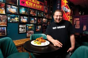 Chris Palmeri and Naked City Pizza Shop feature an incredible seven-course meal on June 18.