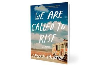 'We Are Called to Rise' is the CSN professor's first novel.