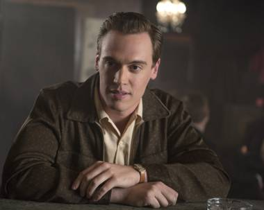 Erich Bergen hits the silver screen this week in Clint Eastwood's adaptation of Jersey Boys.