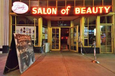 Beauty Bar has become a significant venue for electronic music.