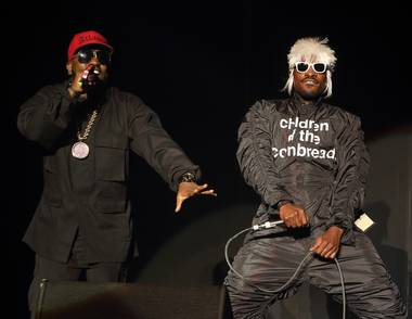 OutKast is headed for Life Is Beautiful.